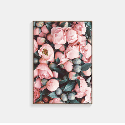 Wall Art Canvas Painting Cuadros Flamingo Nordic Poster Rose Flowers Posters And Prints Wall Pictures For Living Room Unframed