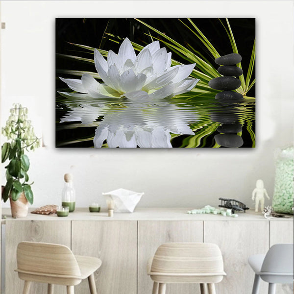 Dropship Wall Art Painting Poster Prints Canvas Flower Pictures Modern Art Giclee Printing For Living Room No Frame Home Decor