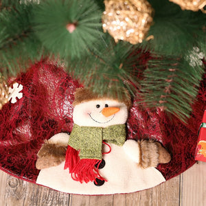 60cm Christmas Snowman Family Christmas Toys for gift Christmas Decorations for Home Party Decoration Adornos Navidad
