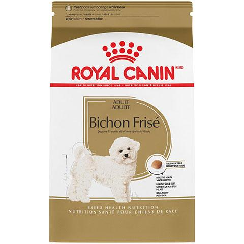 Royal Canin Breed Health Nutrition Bichon Frise Adult Dry Dog Food