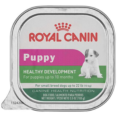 Royal Canin Canine Health Nutrition Puppy In Gel Tray Dog Food, 3.5 oz, Case Of 24