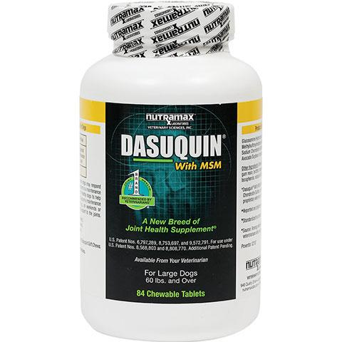 Nutramax Dasuquin with MSM Joint Health Chewable Tablets Large Dog Supplement