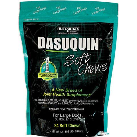 Nutramax Dasuquin Soft Chews Joint Health Large Dog Supplement