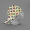 Eye Abstract Scrub Cap - Medicus Scrub Caps