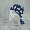 Nautical Message In A Bottle Scrub Caps - Medicus Scrub Caps
