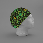 Paddy Luck Of The Irish #2 Scrub Cap - Medicus Scrub Caps