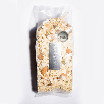 500g Almond & Apricot Natural Muesli