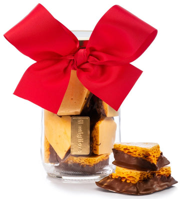 Jar of Fun - Chocolate Honeycomb