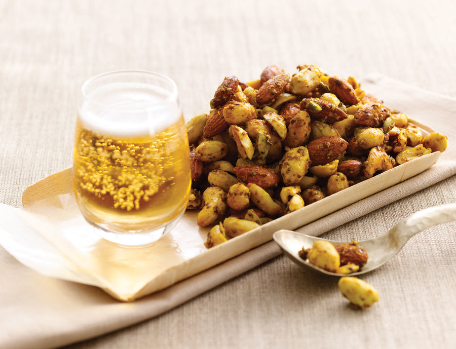 Savoury Petite - Cheese Bites & Moroccan Nuts
