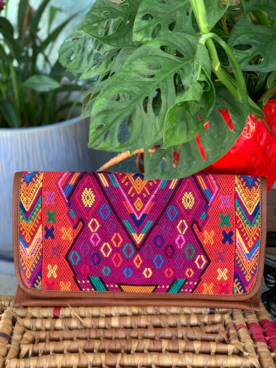 Jewel Huipil Sadie Crossbody