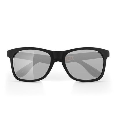 Alba Optics Anvma BLK INK Sunglasses - Vzum MR ALU Lens