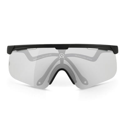 Alba Optics Delta BLK Sunglasses - Vzum MR ALU Lens