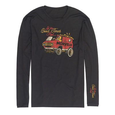 Good Times LS Tech Tee