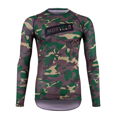 Camouflage Mens LS Baselayer