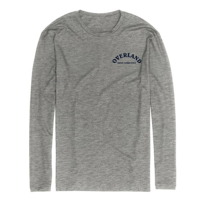 Open Overland LS Tech Tee