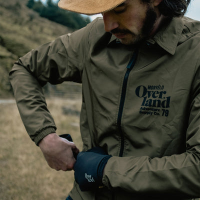 Coach Overland Elemental Wind Jacket