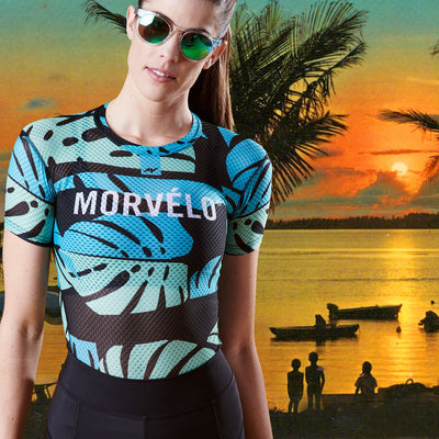 Womens Paradice SS Baselayer