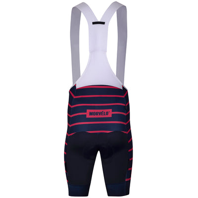 Rust Mens Standard Bib Shorts