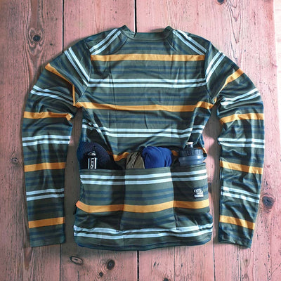 Shift Overland Dual LS Baselayer-Jersey
