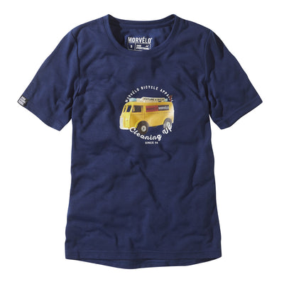 Broom Womens SS Tech Tee