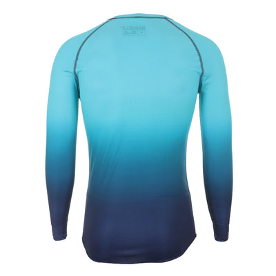 Aqua Mens LS Baselayer
