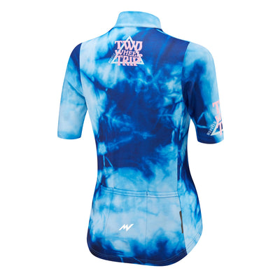 Womens Burnout Standard SS Jersey