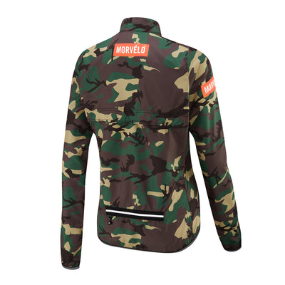 Womens Camo Aegis Packable Windproof