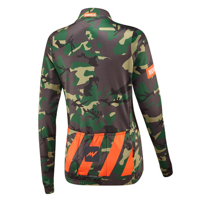 Womens Camo Thermoactive Jersey