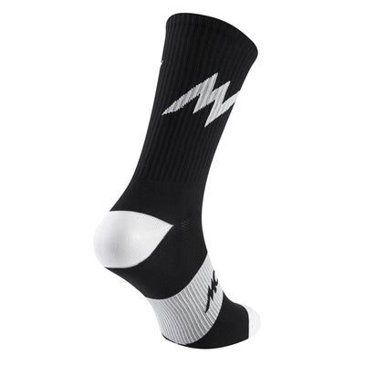 Series Emblem Black Socks