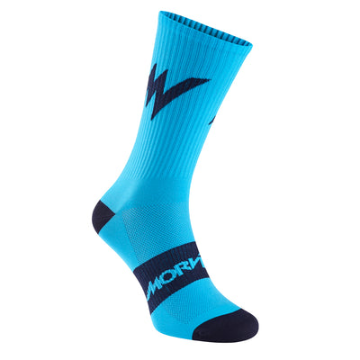 Series Emblem Blue Socks