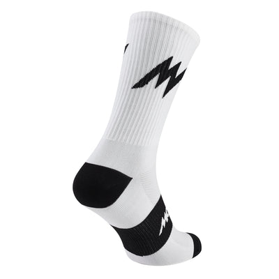 Series Emblem White Socks