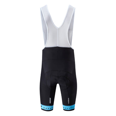 Kuler Blue Bib Shorts