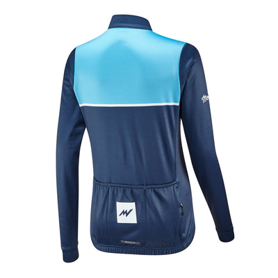 Kuler Blue Womens Thermoactive Jersey