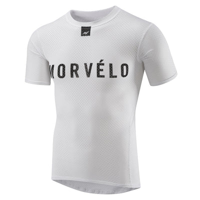 Definitive White SS Baselayer