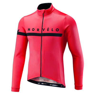 Kuler Red Thermoactive Jersey