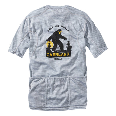Mens Dual Overland Baselayer-Jersey