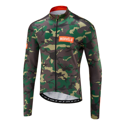 Camo Thermoactive Jersey