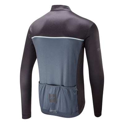 Kuler Black Thermoactive Jersey