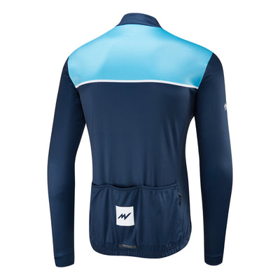 Kuler Blue Thermoactive Jersey
