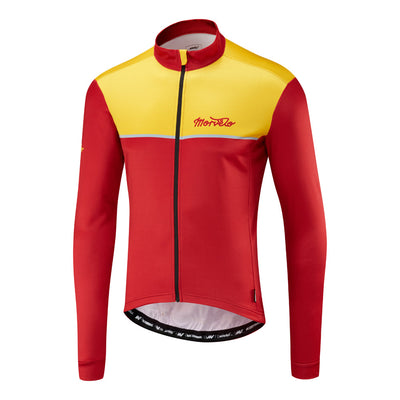 Kuler Yellow Thermoactive Jersey