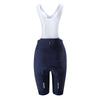 Womens Navy Stealth Standard Bib Shorts