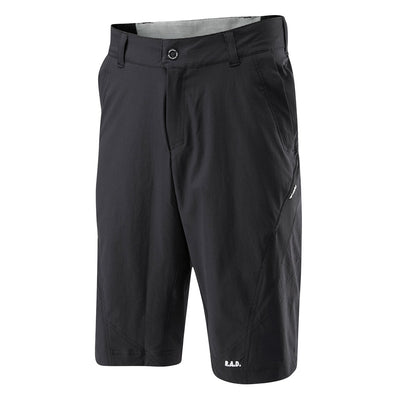 Black Rise And Descend Mtb Shorts