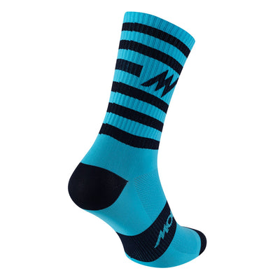 Series Stripe Blue Socks