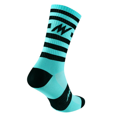 Series Stripe Celeste Socks