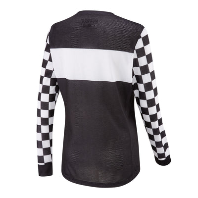 Womens Speed Shop LS Mtb Jersey