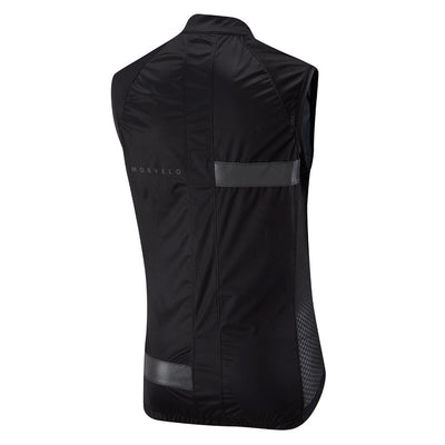 Womens Kuler Black Hurricane Gilet