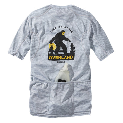 Womens Dual Overland Baselayer-Jersey