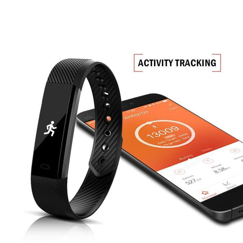 Fitness Tracker - The Fit Hub