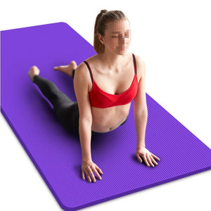 Non-slip Yoga Mats For Fitness - The Fit Hub