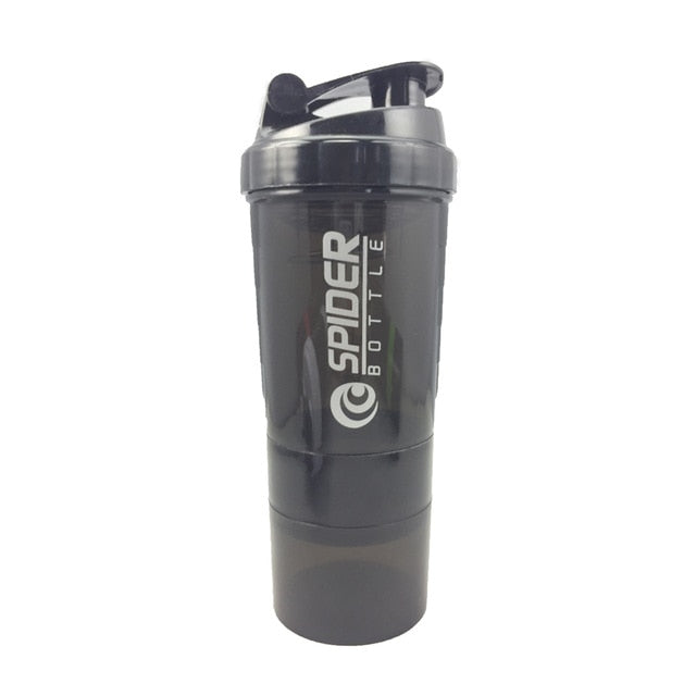 Fitness Water Bottle With Three-layer - The Fit Hub